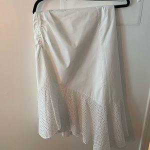 White Club Monaco Skirt